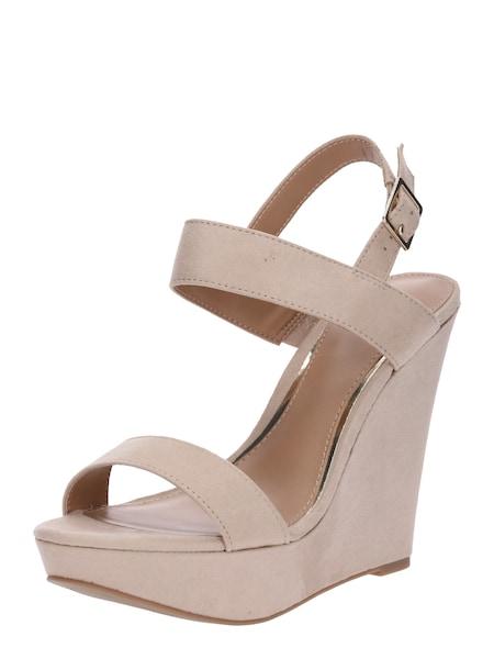Sandalen für Frauen - Sandale 'ARTICHOKE' › CALL IT SPRING › beige  - Onlineshop ABOUT YOU