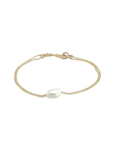 Armbaender für Frauen - Pilgrim Armband 'Ran' gold  - Onlineshop ABOUT YOU