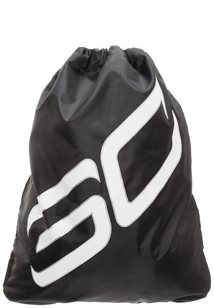 Sporttaschen für Frauen - UNDER ARMOUR Turnbeutel 'SC30 Ozee' schwarz weiß  - Onlineshop ABOUT YOU