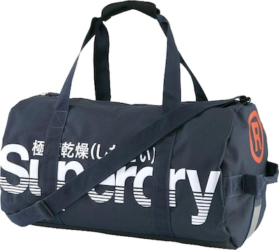 Superdry Sporttasche 'LINEMAN BARREL BAG'