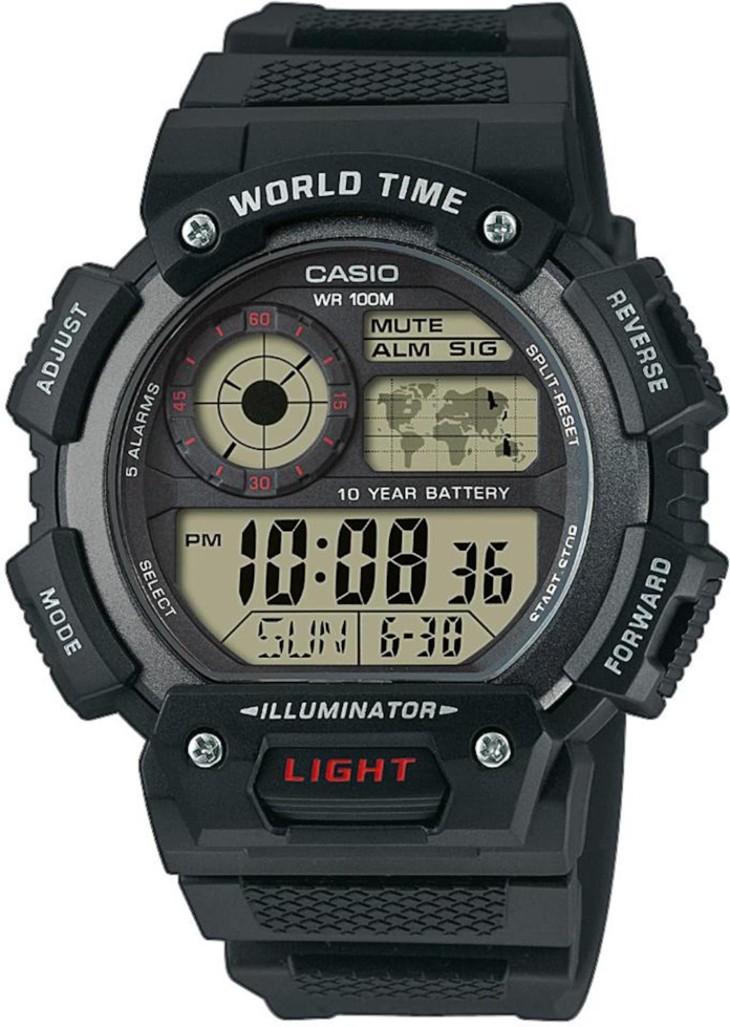 Chronograph 'AE-1400WH-1AVEF'   Uhren   Casio