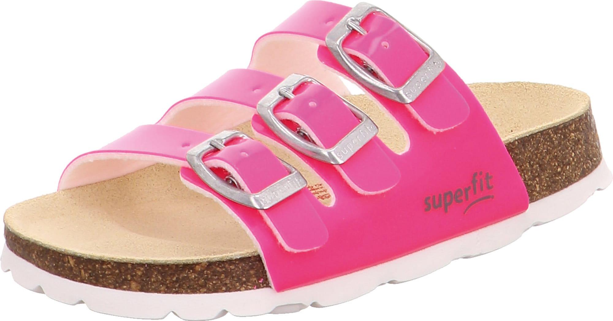 SUPERFIT Sandalai rožinė