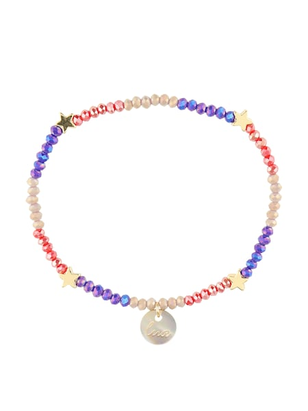Armbaender für Frauen - Lua Accessories Armband 'Glammy' mischfarben  - Onlineshop ABOUT YOU