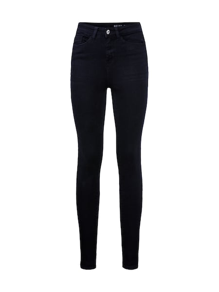 Hosen für Frauen - Jeans 'CALLIE AZ080MB' › Noisy May › black denim  - Onlineshop ABOUT YOU