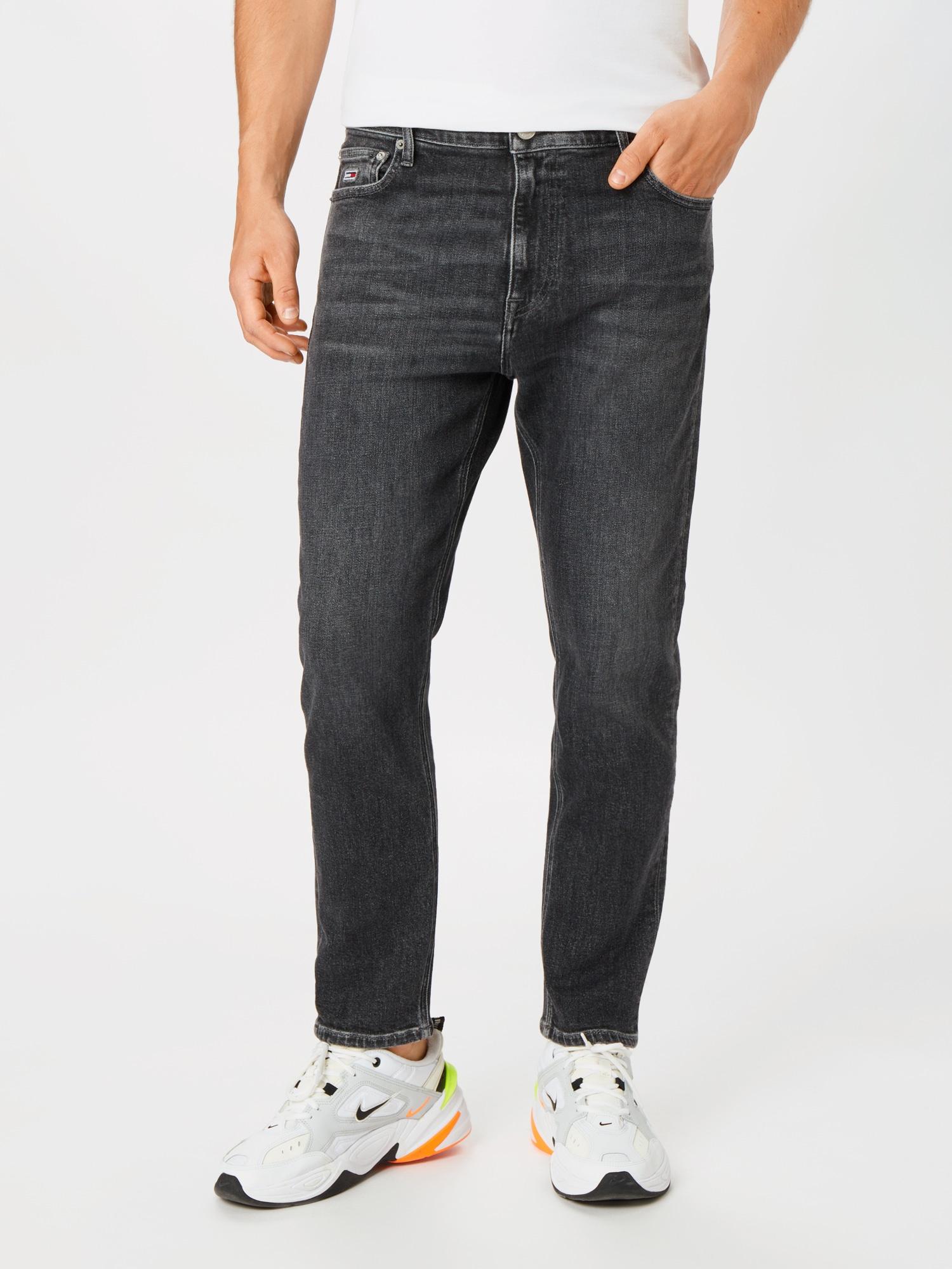 Tommy Jeans Jeans 'DAD'  svart denim