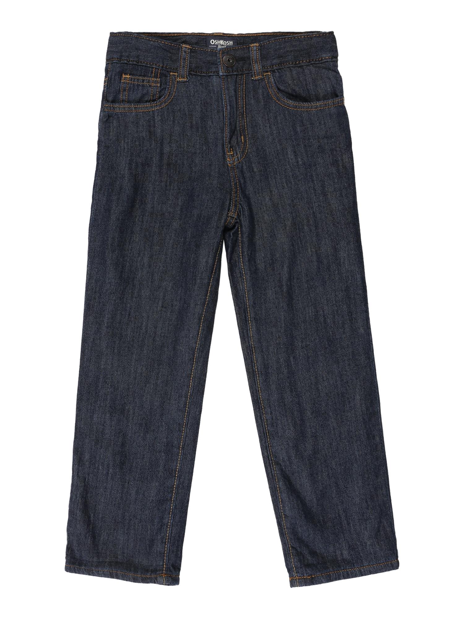 OshKosh Džinsai tamsiai (džinso) mėlyna
