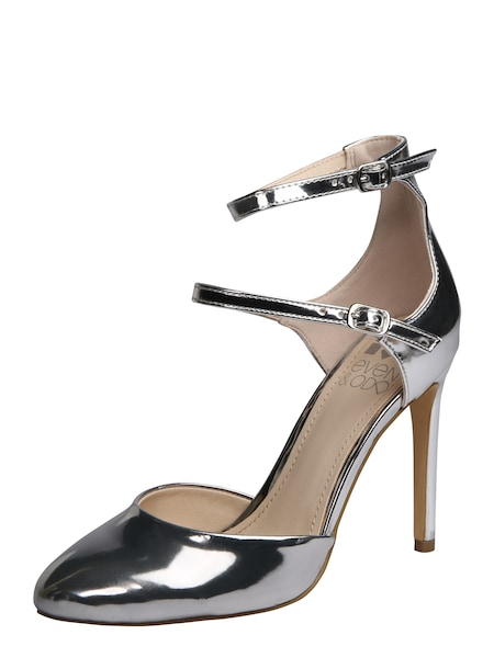 Highheels für Frauen - Even odd High Heel silber  - Onlineshop ABOUT YOU