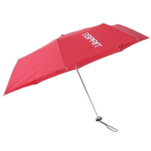 Regenschirme für Frauen - ESPRIT Mini Alu Light Taschenschirm cranberry  - Onlineshop ABOUT YOU