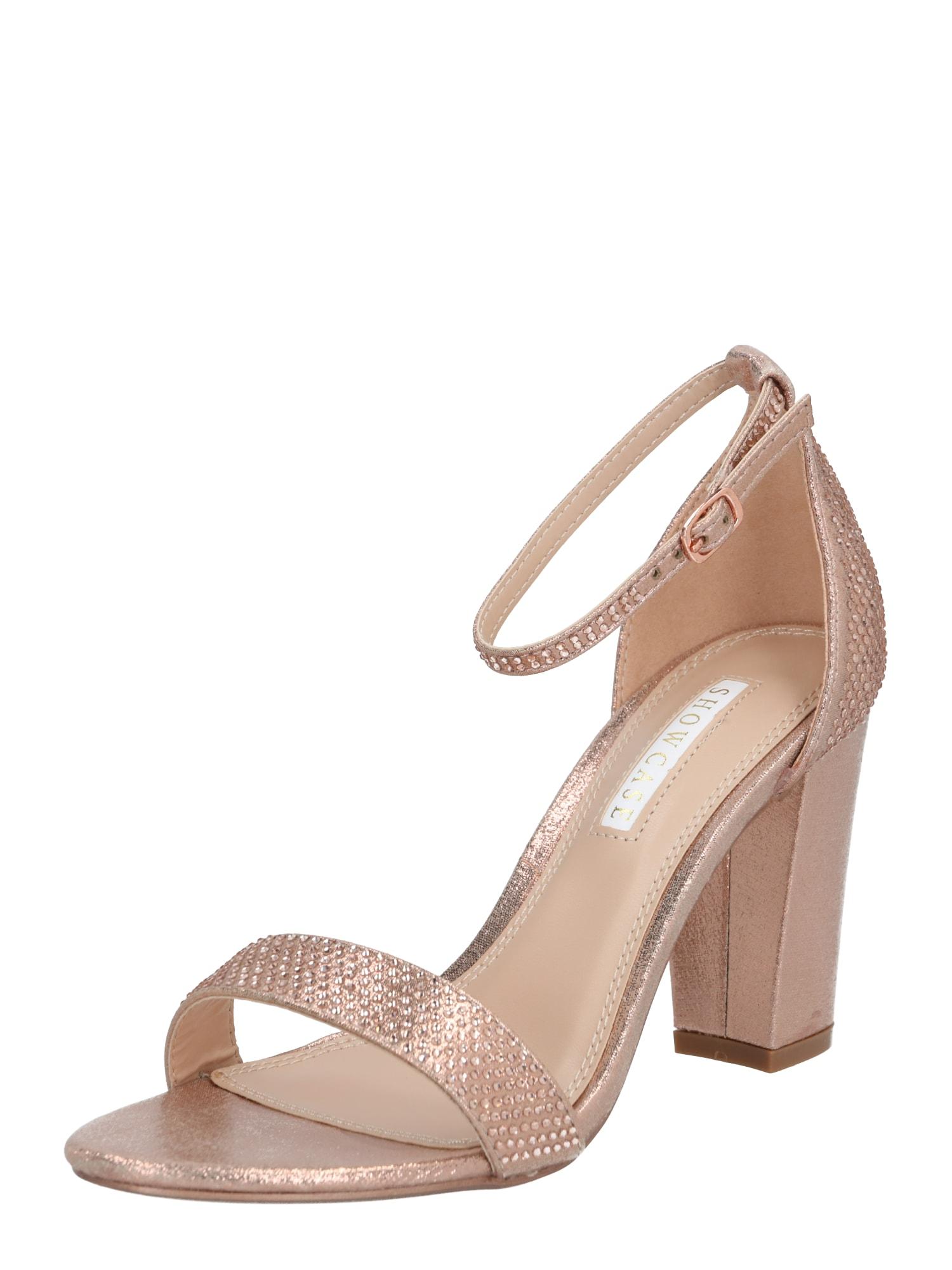 Dorothy Perkins Remienkové sandále 'Sweet Sandals'  ružová