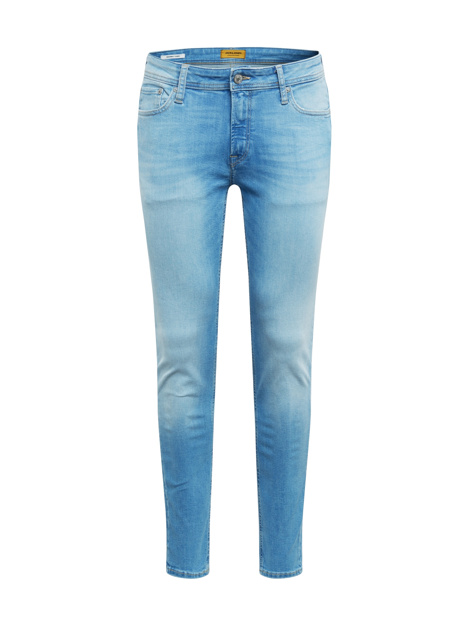 JACK & JONES Džínsy 'AGI 002 NOOS'  modrá denim