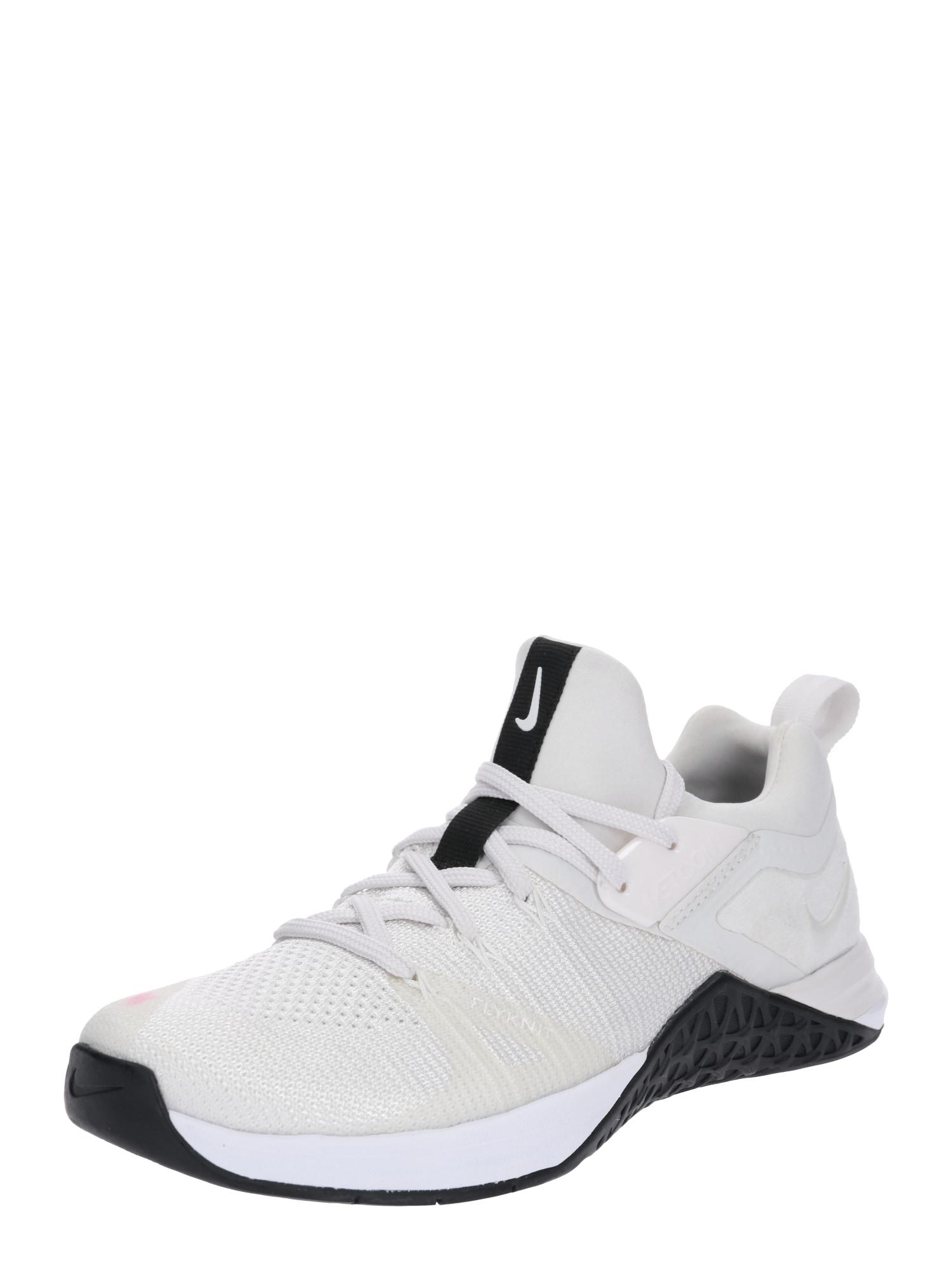 Sportovní boty Metcon Flyknit 3 bílá NIKE