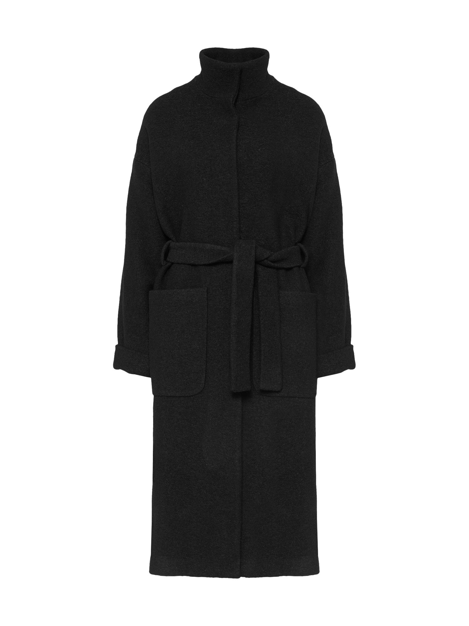 EDITED Rudeninis-žieminis paltas 'Yona' juoda