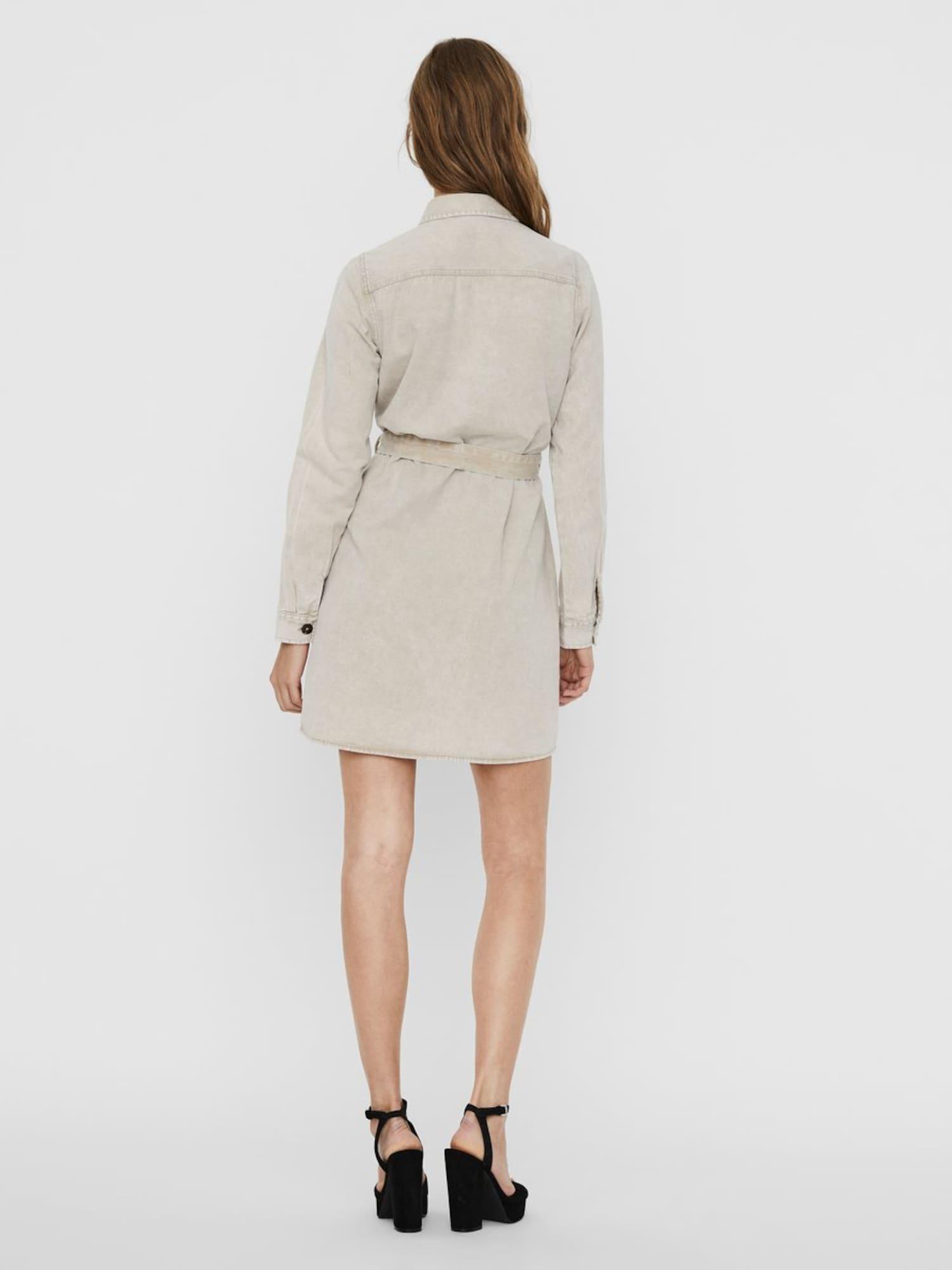 noisy may - Langärmeliges Blusenkleid