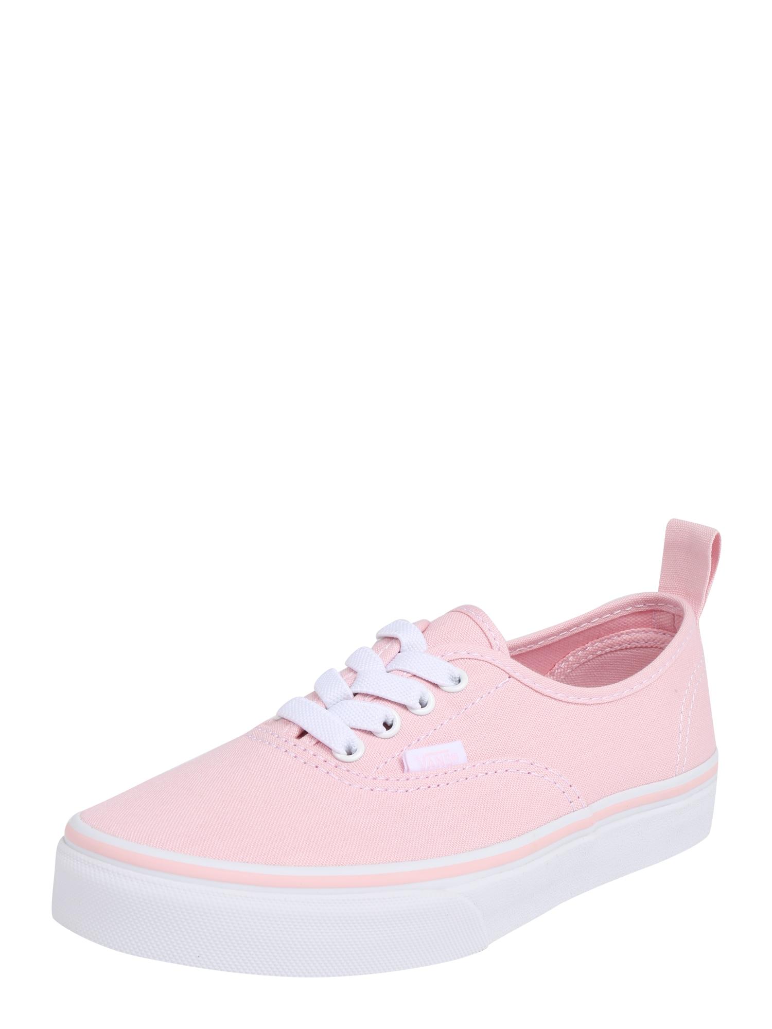 Tenisky Authentic Elastic růžová bílá VANS