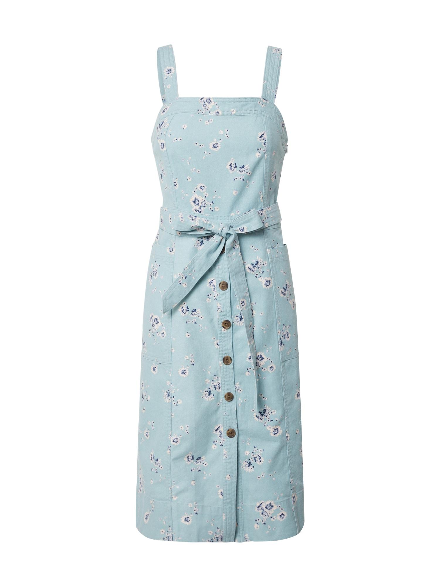 GAP Vasarinė suknelė mišrios spalvos / mėlyna