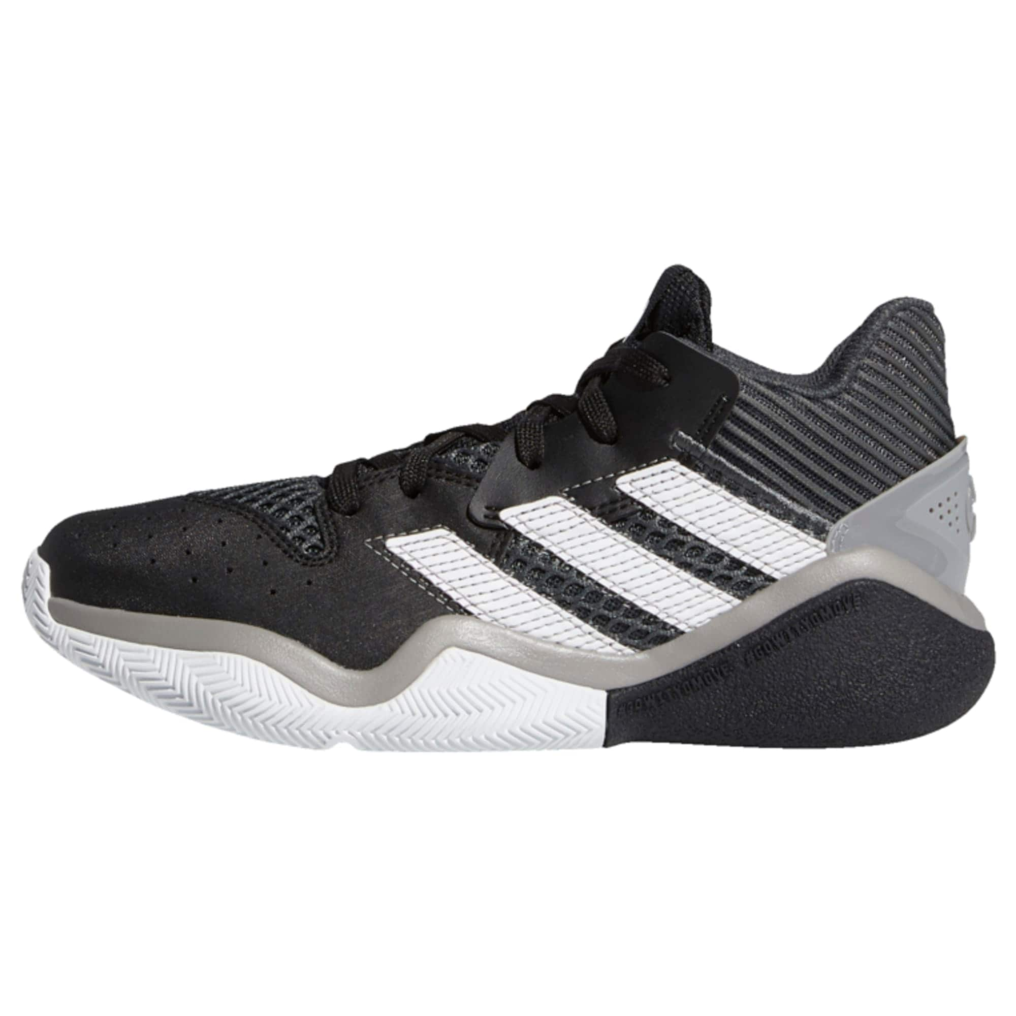 ADIDAS PERFORMANCE Športová obuv  biela / čierna