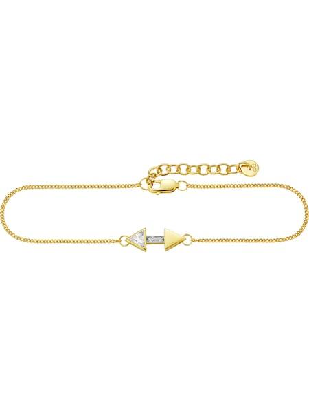 Armbaender - Armband 'Holy' › Caï › gold transparent  - Onlineshop ABOUT YOU