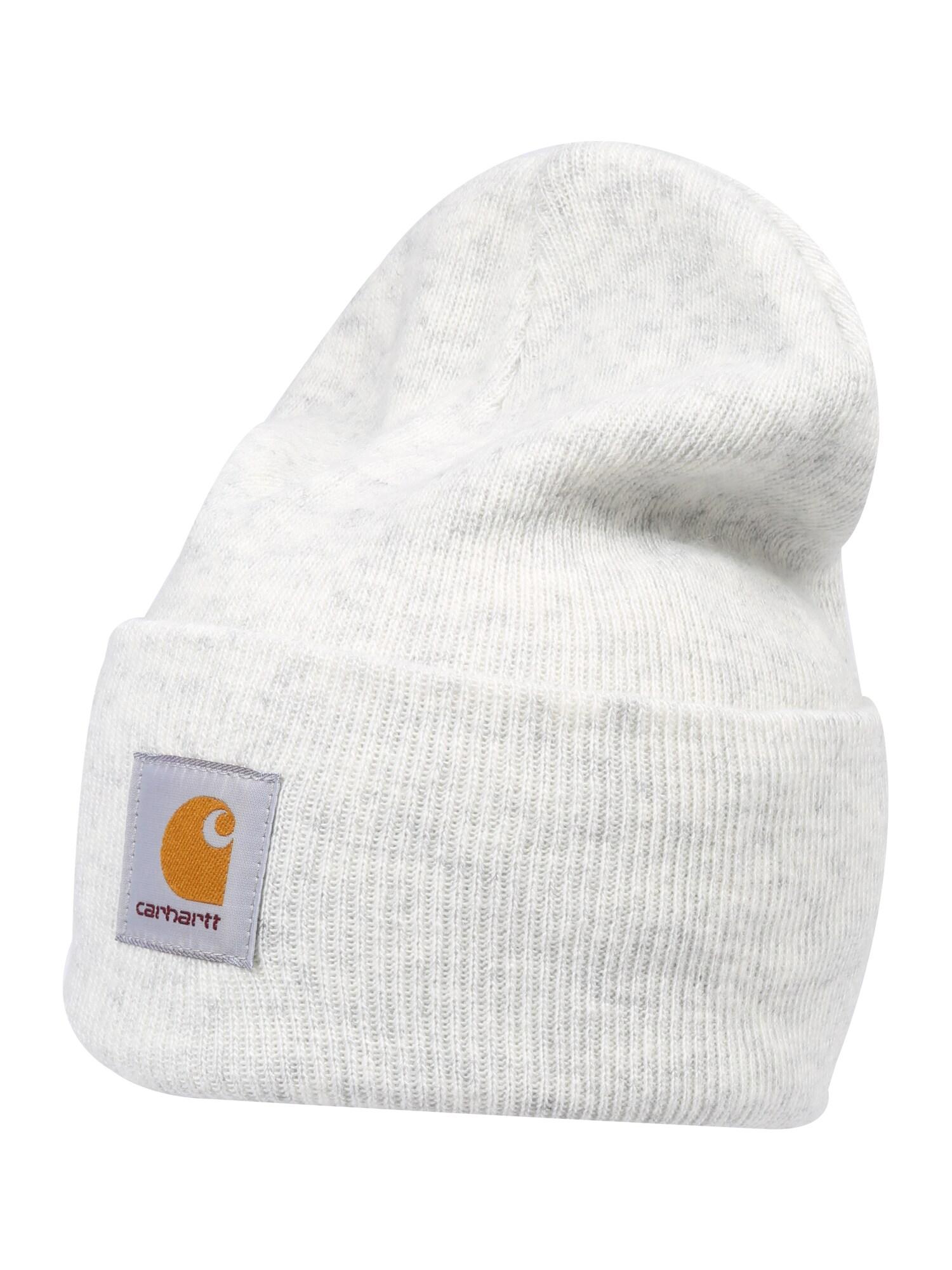 Carhartt WIP Megzta kepurė balkšva