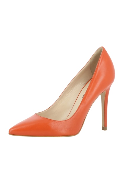 Pumps für Frauen - EVITA Pumps 'ALINA' dunkelorange  - Onlineshop ABOUT YOU