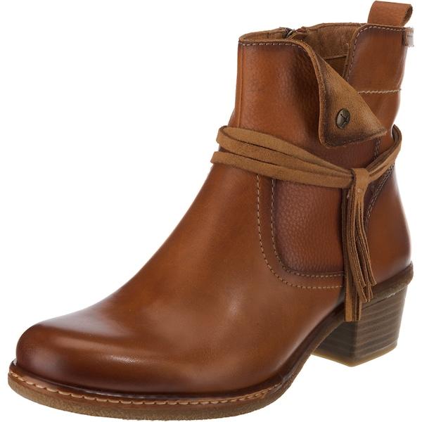Stiefel für Frauen - PIKOLINOS Westernstiefeletten  ZARARAGOZA  karamell -  Onlineshop ABOUT YOU 98982566c1