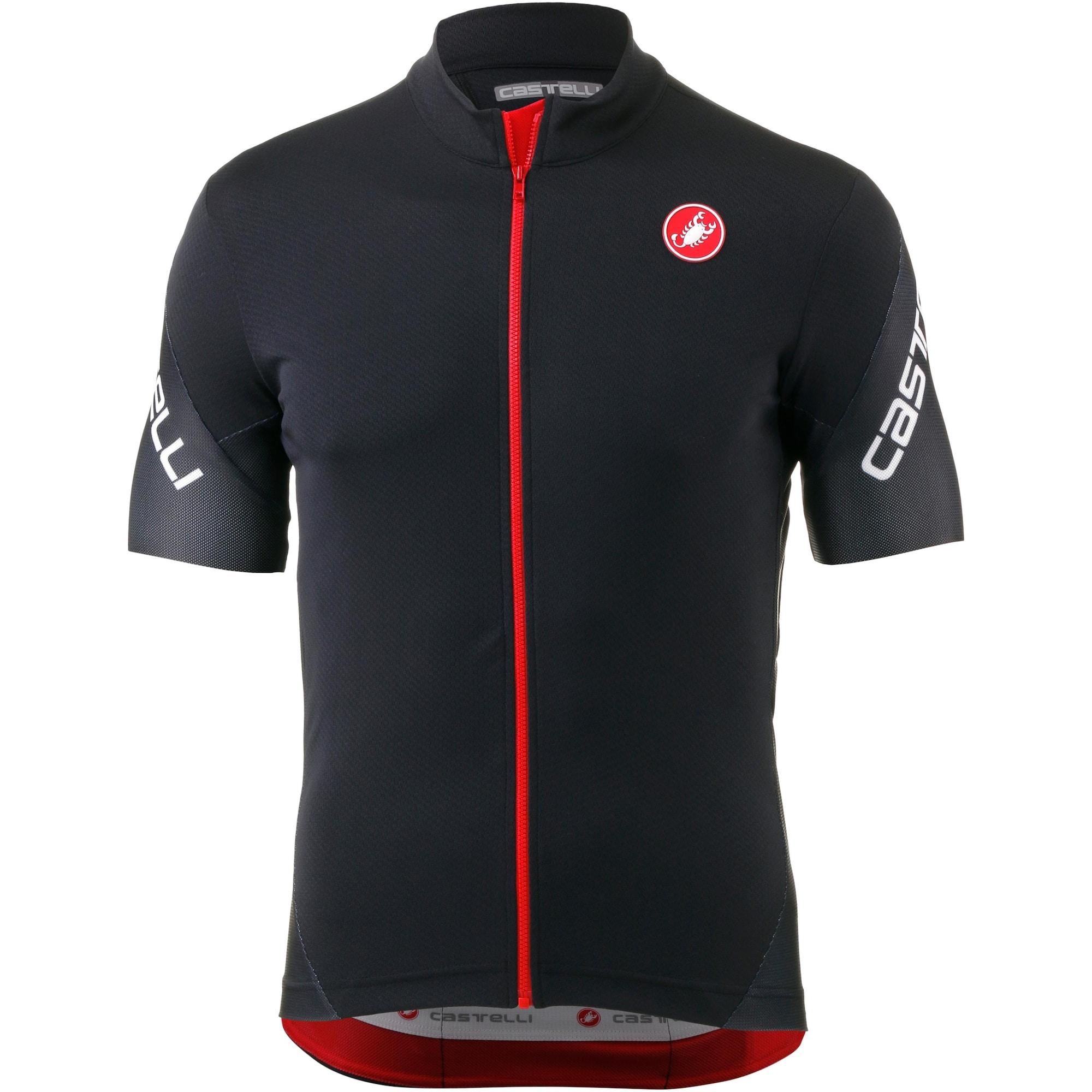 Fahrradtrikot 'Entrata' | Sportbekleidung > Trikots > Fahrradtrikots | Castelli
