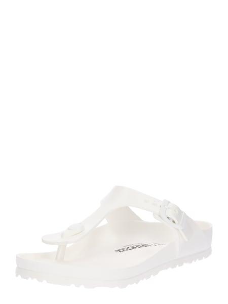 Sandalen für Frauen - Sandale 'Gizeh EVA' › Birkenstock › weiß  - Onlineshop ABOUT YOU