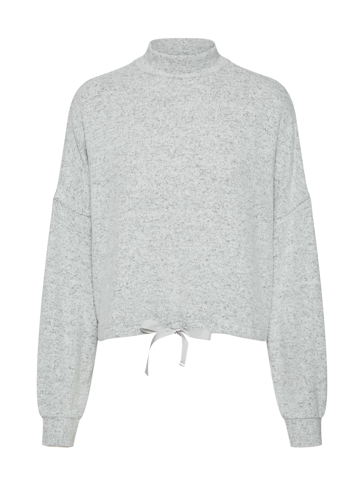 ONLY Megztinis 'MAYE' margai pilka