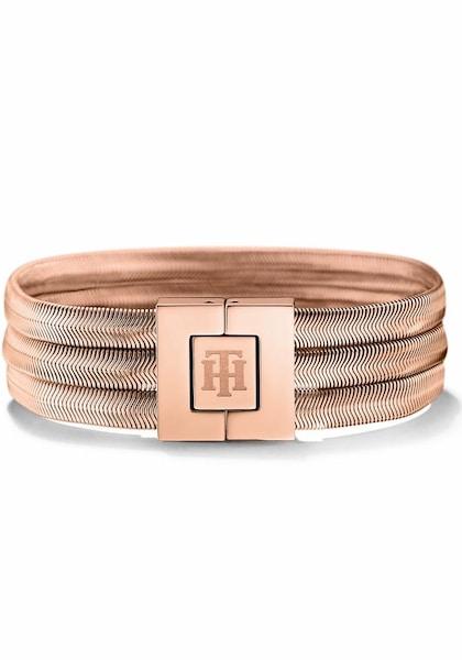 Armbaender für Frauen - TOMMY HILFIGER Armband 'Classic Signature, 2700977' rosegold  - Onlineshop ABOUT YOU