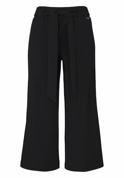 Hosen für Frauen - BRUNO BANANI Culotte schwarz  - Onlineshop ABOUT YOU
