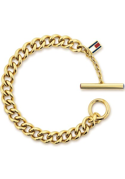 Armbaender für Frauen - TOMMY HILFIGER Armband gold  - Onlineshop ABOUT YOU