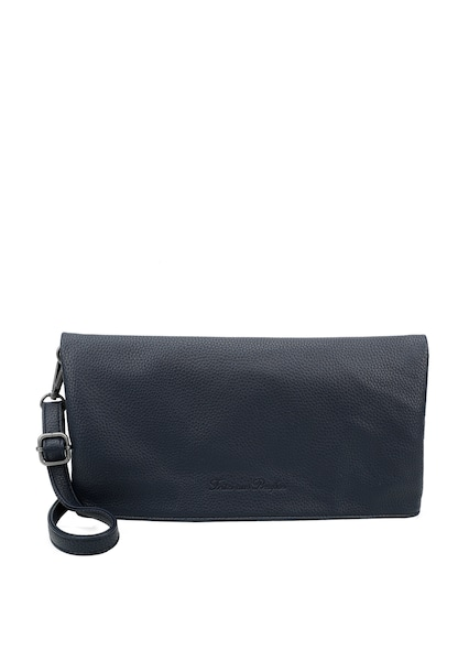 Clutches für Frauen - Clutch 'Ronja Grain' › Fritzi Aus Preußen › blau navy  - Onlineshop ABOUT YOU