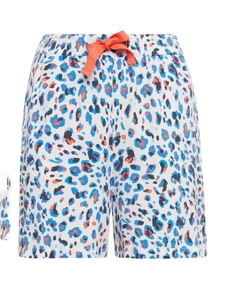 Hosen - Shorts ' PRINTED SHORTS ' › Mavi › blau  - Onlineshop ABOUT YOU