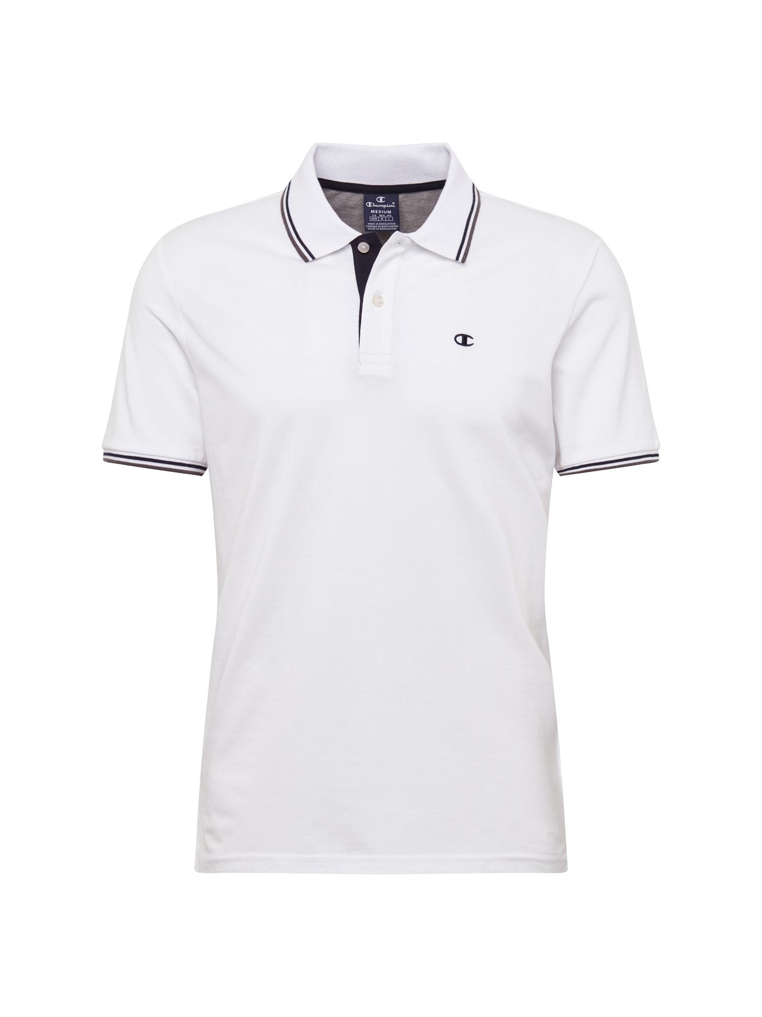 Tričko bílá Champion Authentic Athletic Apparel