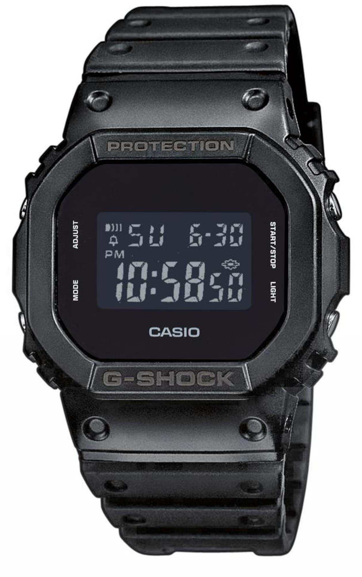 Digitaluhr G-SHOCK 'DW-5600BB-1ER'   Uhren > Digitaluhren   Casio