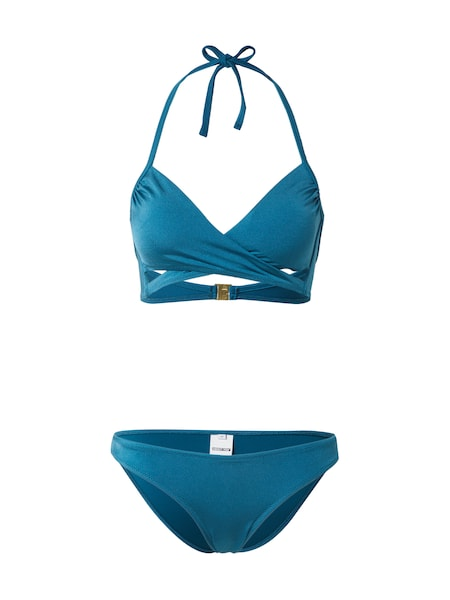 Bademode - Bikini 'Lotta' › ABOUT YOU › petrol grün  - Onlineshop ABOUT YOU