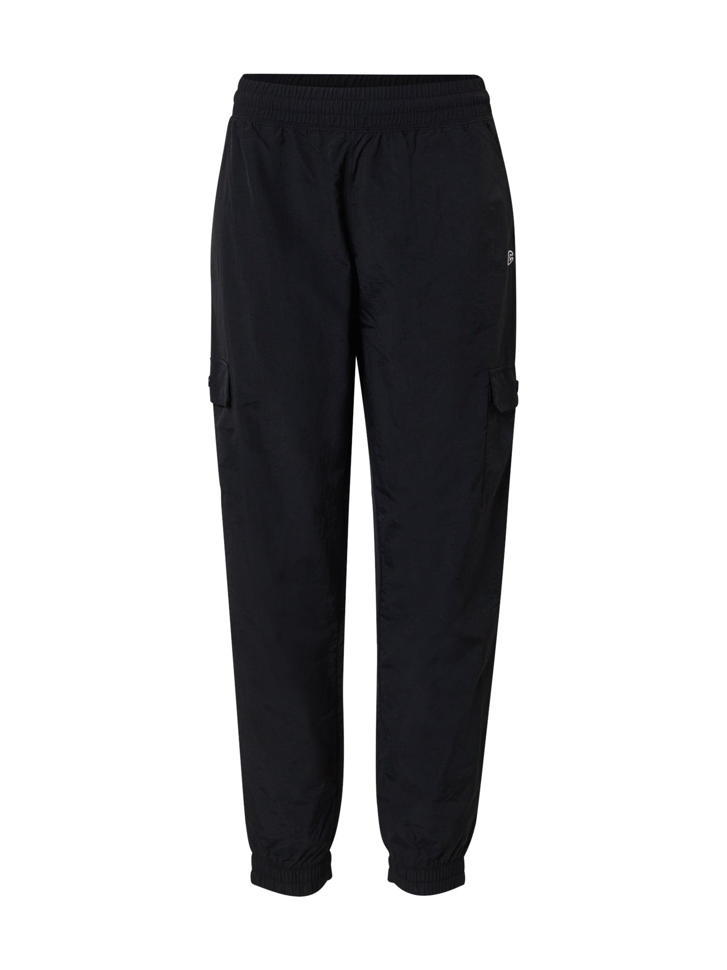 Champion Authentic Athletic Apparel Laisvo stiliaus kelnės juoda