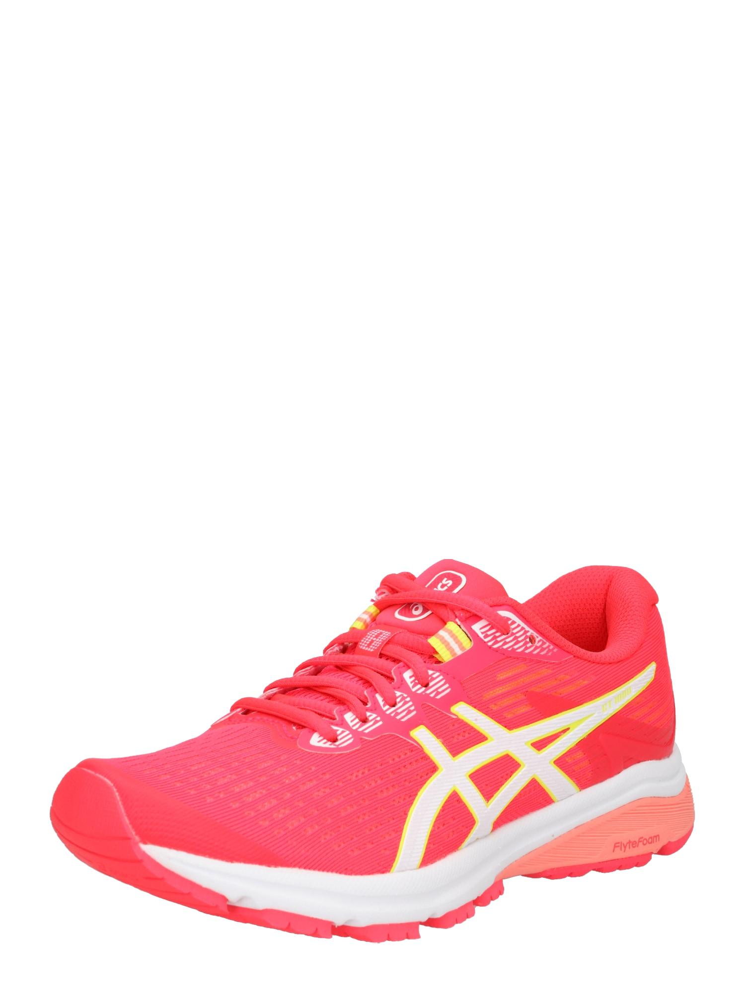 Běžecká obuv GT-1000 8 pink bílá ASICS