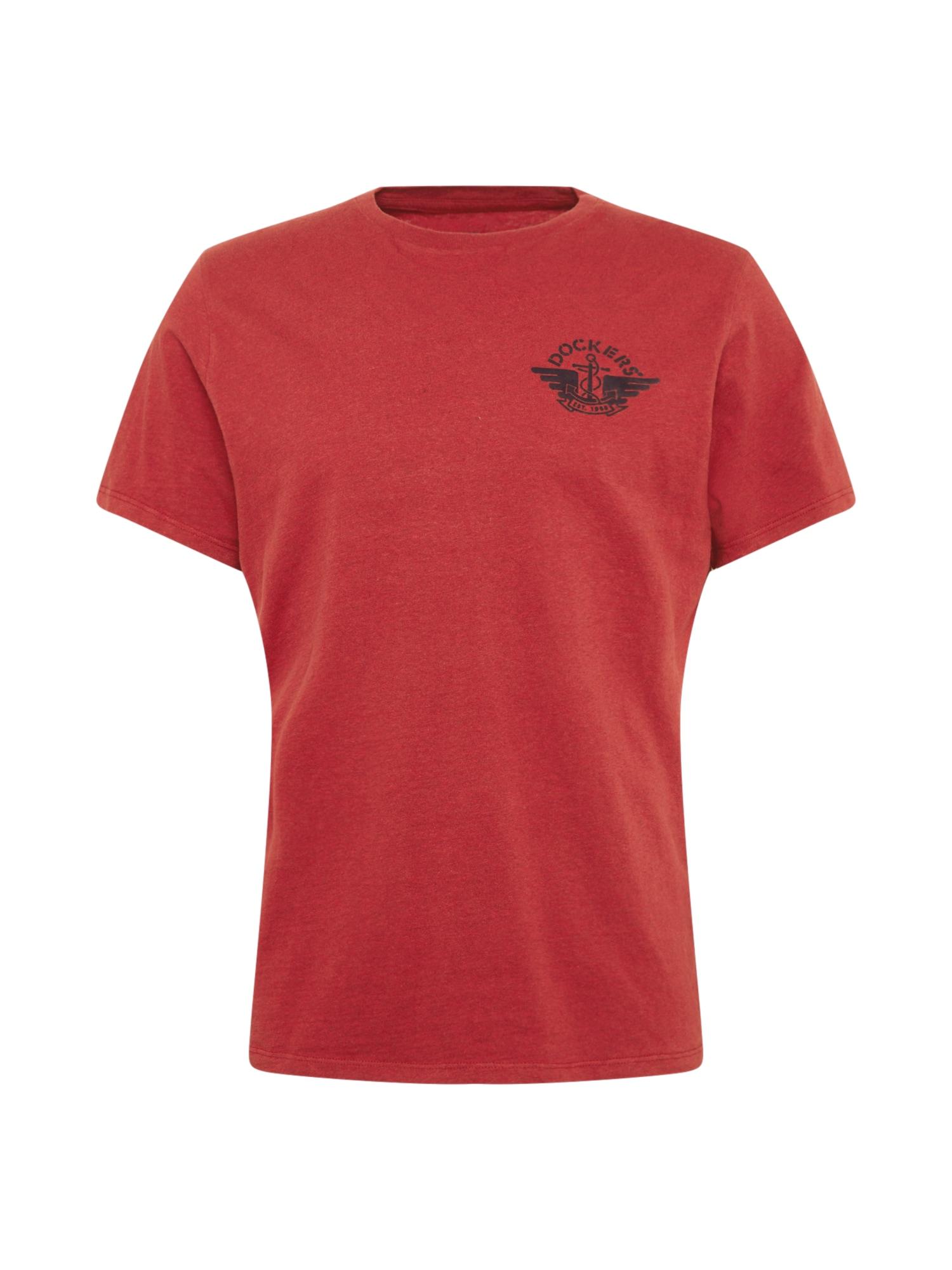 Dockers Marškinėliai raudona