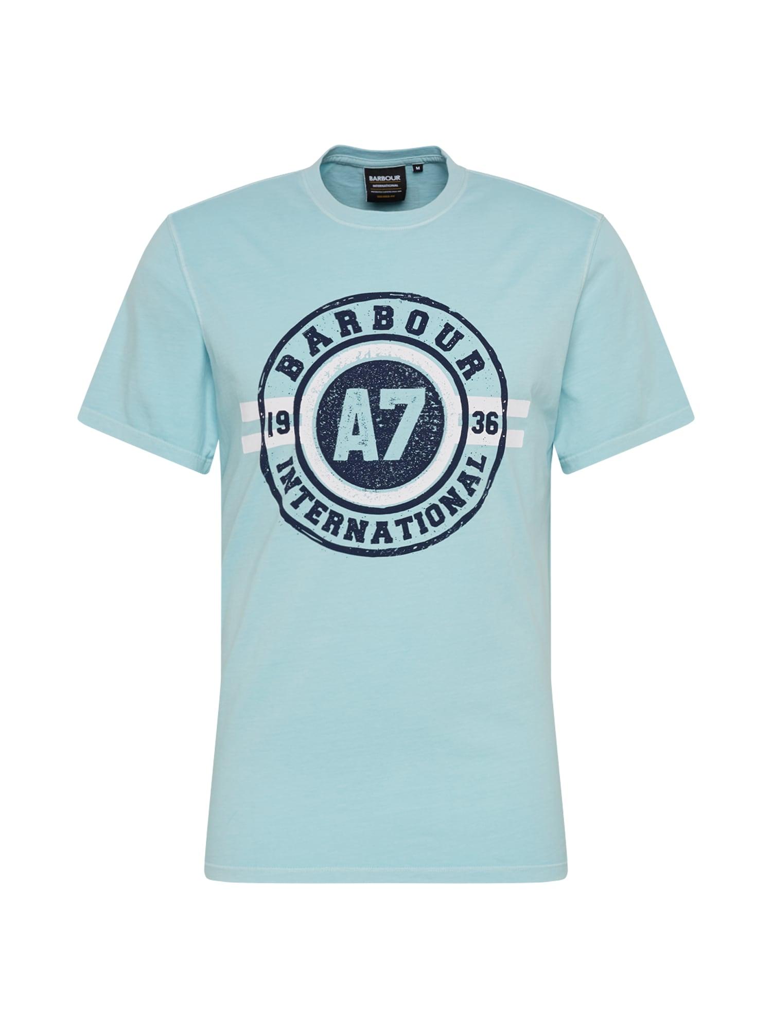 Barbour International Marškinėliai 'B.Intl A7' mėlyna
