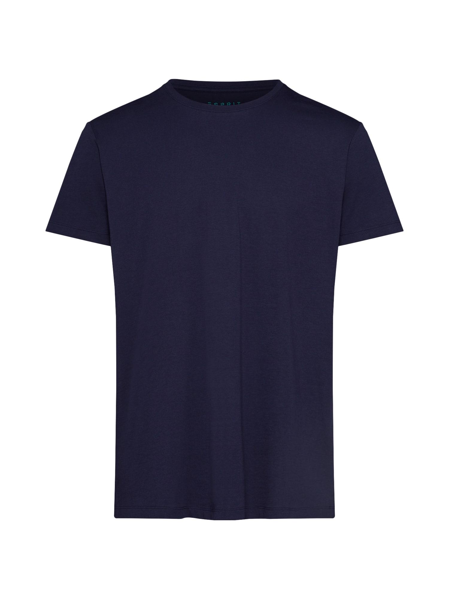ESPRIT Tričko 'SG-990EE2K301'  námornícka modrá