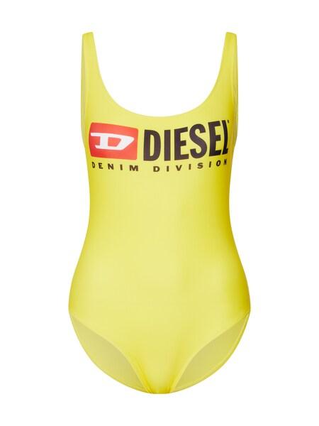 Bademode - Bademode 'BFSW FLAMNEW' › Diesel › gelb  - Onlineshop ABOUT YOU