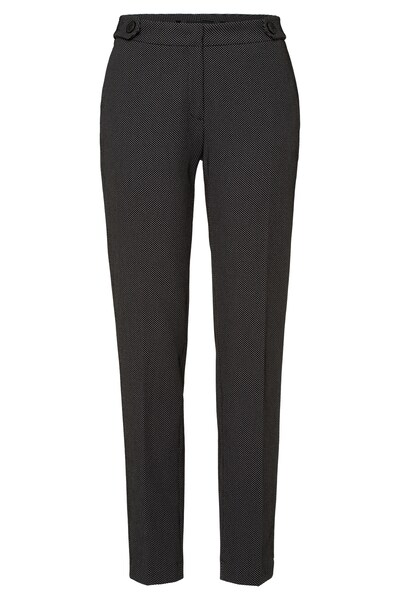 Hosen - Hose 'Hedy' › MORE MORE › schwarz weiß  - Onlineshop ABOUT YOU