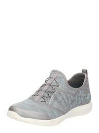 Skechers Damen Sneaker STUDIO COMFORT – MIX & MATCH blau,grau | 00191665256564