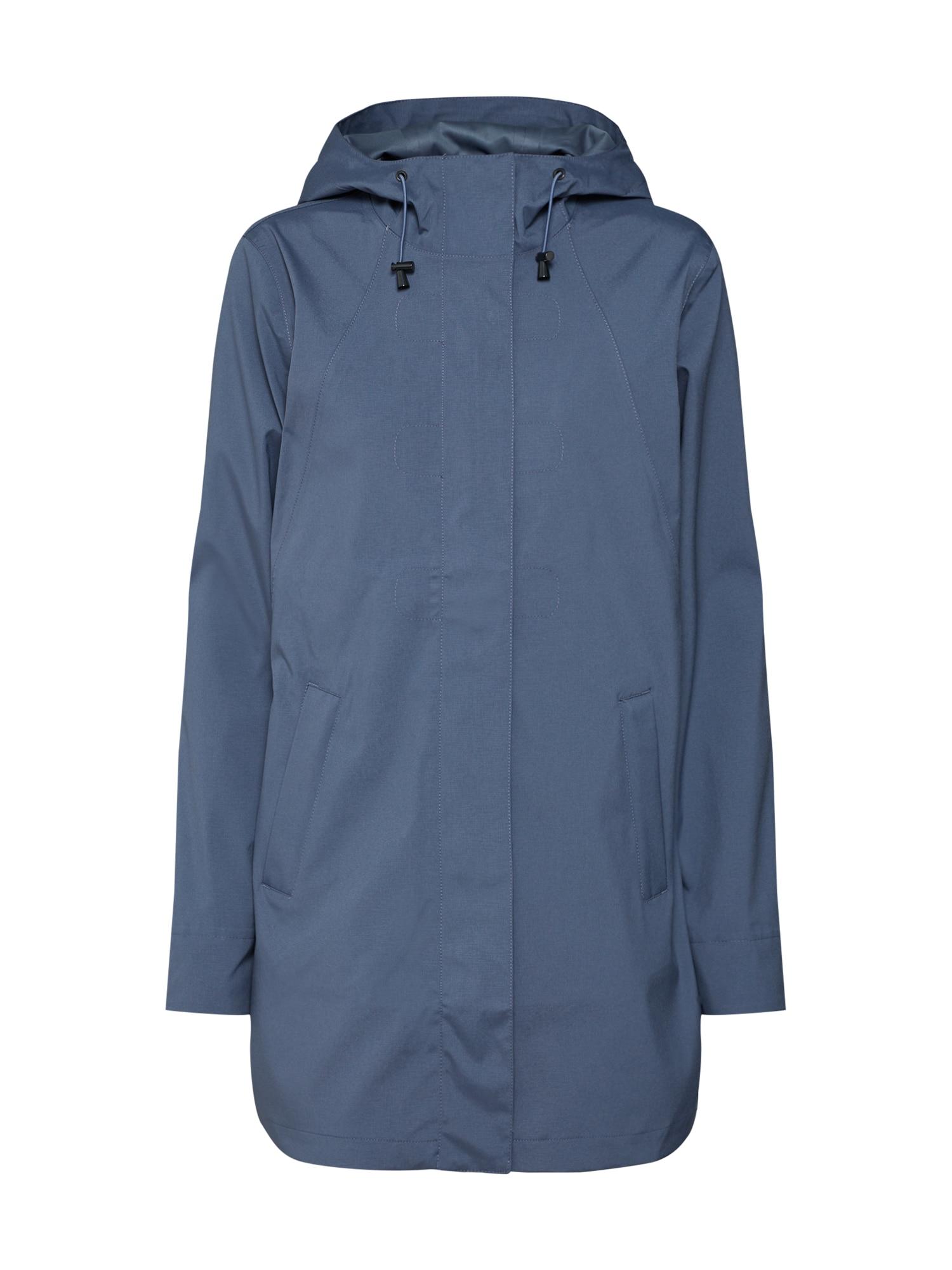 Přechodná bunda chladná modrá ILSE JACOBSEN