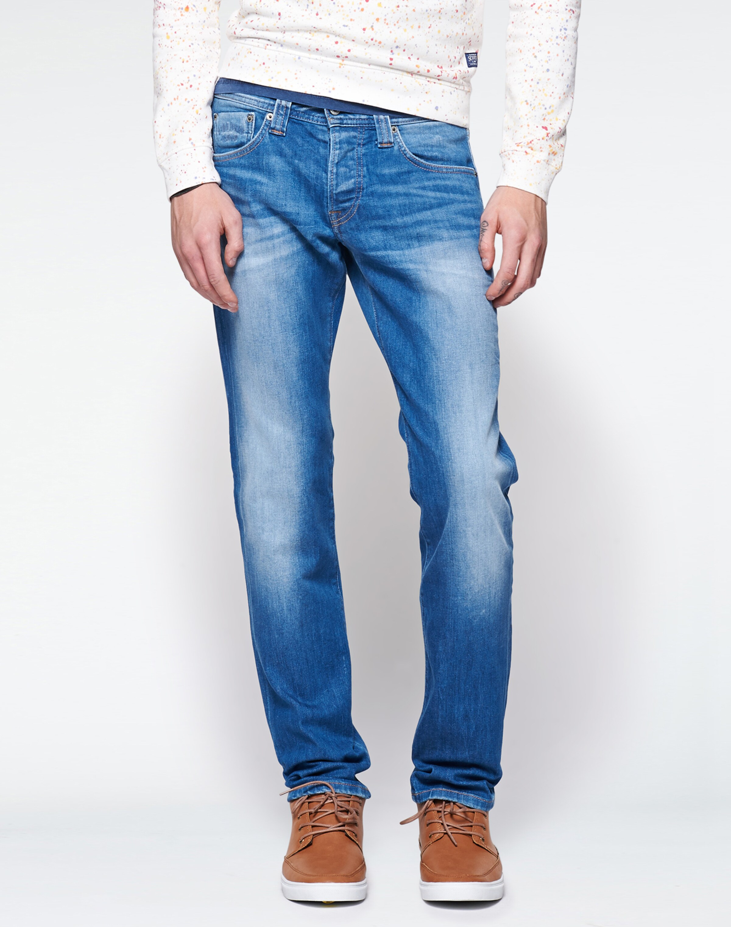 Pepe Jeans Herren Jeans Cane | 08433979473025