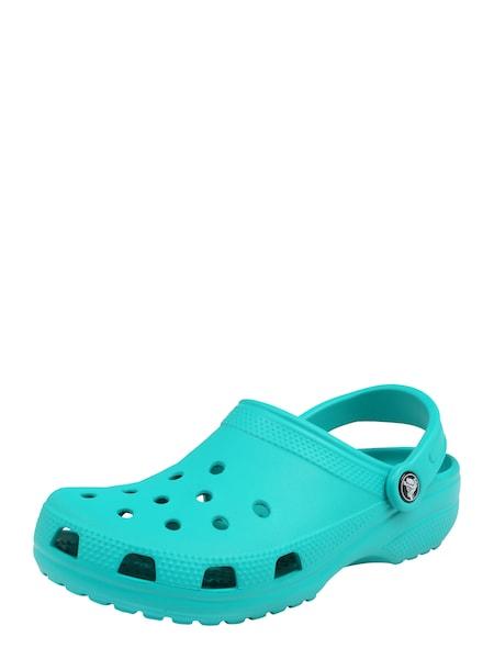 Clogs - Clogs 'Classic' › Crocs › türkis  - Onlineshop ABOUT YOU