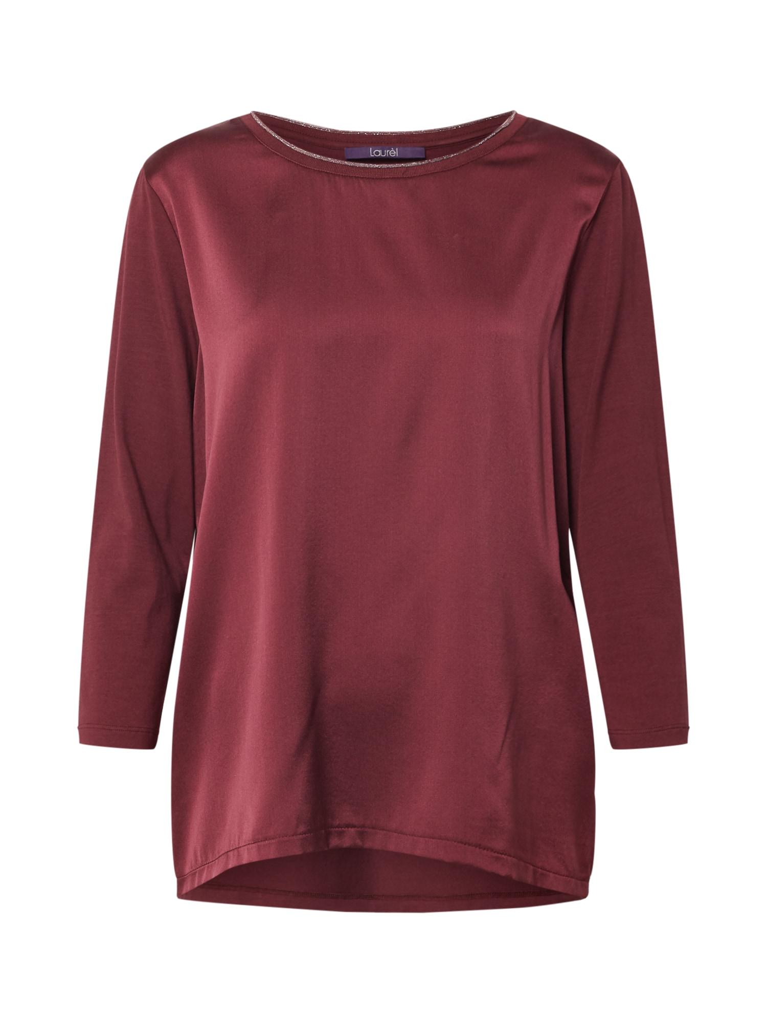 LAUREL Marškinėliai raudonai violetinė