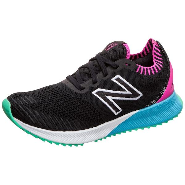 Sportschuhe - Laufschuhe › New Balance › neonpink schwarz weiß  - Onlineshop ABOUT YOU