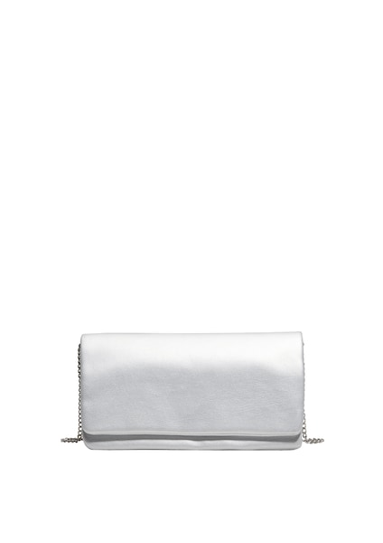 Clutches für Frauen - Clutch › S.Oliver › silber  - Onlineshop ABOUT YOU