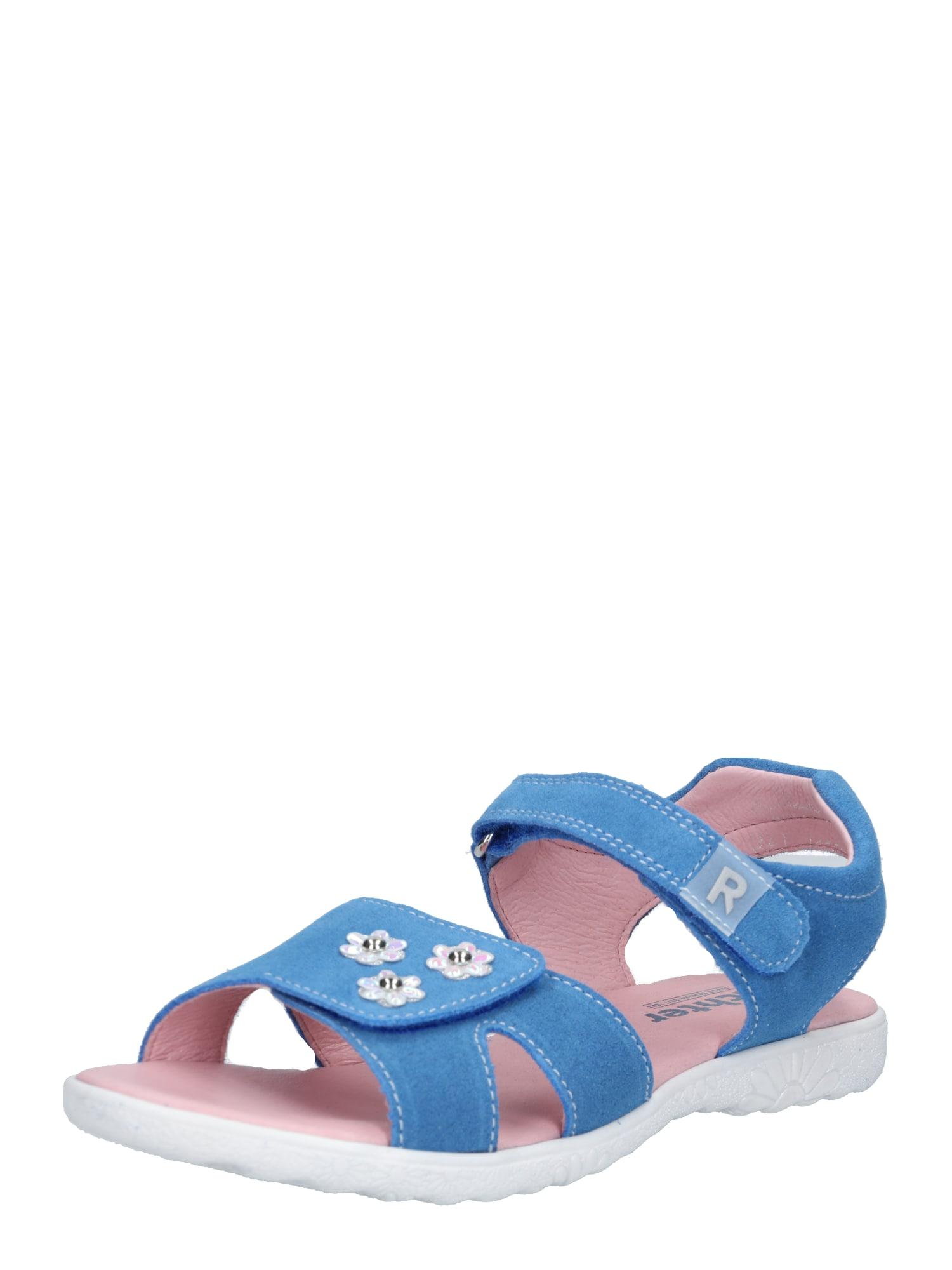 Sandály modrá RICHTER